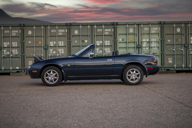MX5, Mazda, Roadster, Car, Automotive, Eunos,