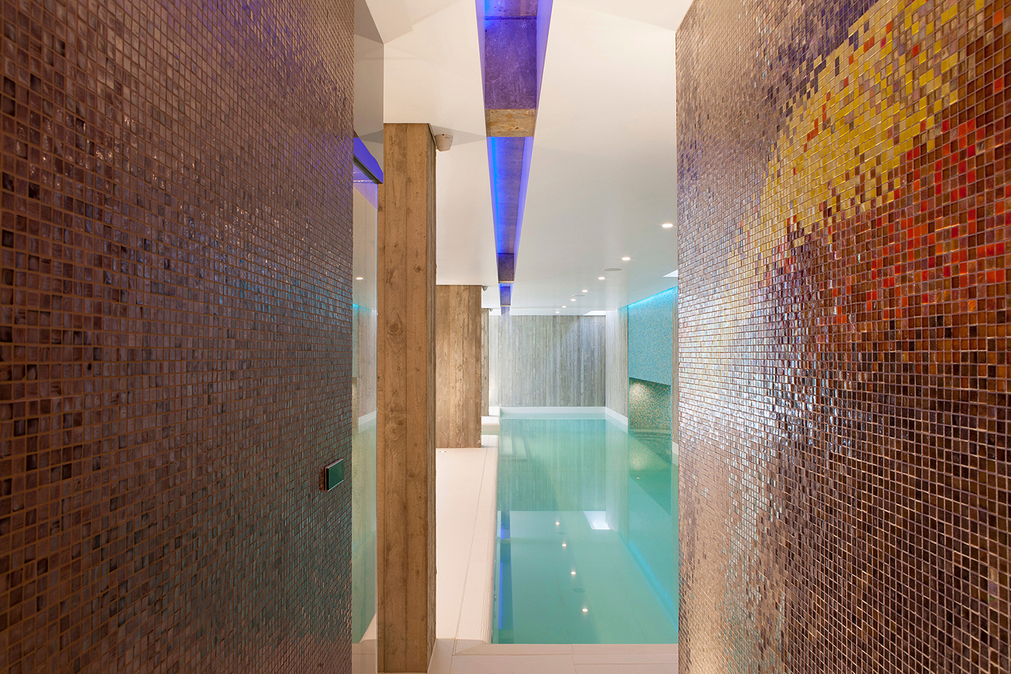 Inddor Pool, swimming pool, pool, luxury, house, architecture, interior