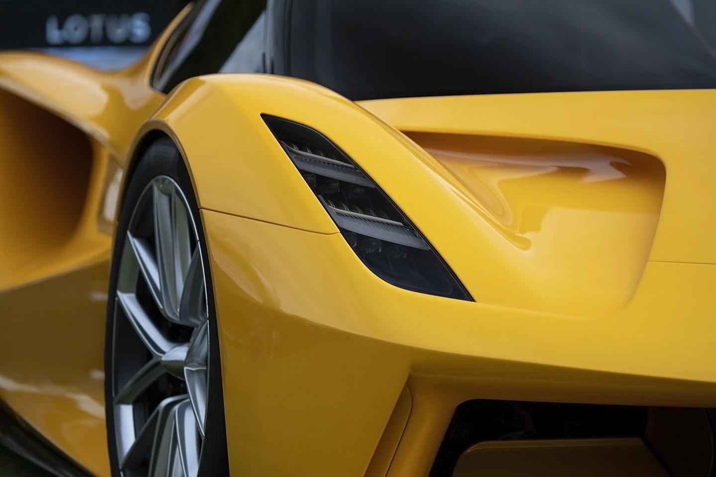 Lotus, Evija, Type 130, Omega, Yellow car, supercar, hypercar, sports car, electric car