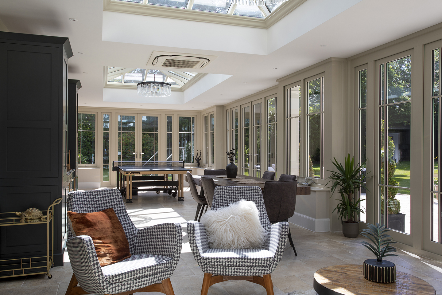Orangery, interior, architecture, house, home, property, architecture photography